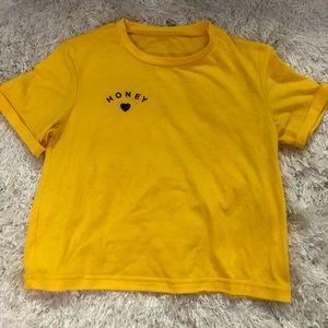 """Honey"" t-shirt"